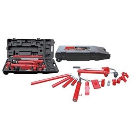 [T71002L] PORTA POWER 10 Tons Big Red